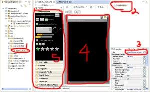 android, android tutorial, mulyono, pemrograman, tutorial android, import, import android projek, kalkulator android